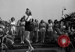 Image of beauty contest Venice Beach Los Angeles California USA, 1939, second 38 stock footage video 65675071714