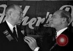 Image of dignitaries New York United States USA, 1947, second 4 stock footage video 65675071724