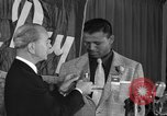 Image of dignitaries New York United States USA, 1947, second 18 stock footage video 65675071724