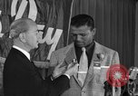 Image of dignitaries New York United States USA, 1947, second 19 stock footage video 65675071724