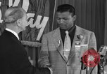 Image of dignitaries New York United States USA, 1947, second 21 stock footage video 65675071724