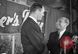 Image of dignitaries New York United States USA, 1947, second 29 stock footage video 65675071724