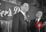 Image of dignitaries New York United States USA, 1947, second 31 stock footage video 65675071724