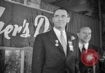 Image of dignitaries New York United States USA, 1947, second 34 stock footage video 65675071724