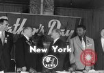 Image of dignitaries New York United States USA, 1947, second 52 stock footage video 65675071724
