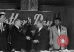 Image of dignitaries New York United States USA, 1947, second 55 stock footage video 65675071724