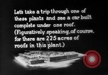 Image of Foundry in Studebaker automobile manufacturing plant South Bend Indiana USA, 1920, second 21 stock footage video 65675071727