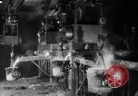 Image of Foundry in Studebaker automobile manufacturing plant South Bend Indiana USA, 1920, second 42 stock footage video 65675071727