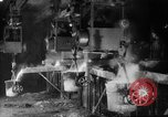 Image of Foundry in Studebaker automobile manufacturing plant South Bend Indiana USA, 1920, second 45 stock footage video 65675071727