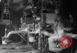 Image of Foundry in Studebaker automobile manufacturing plant South Bend Indiana USA, 1920, second 46 stock footage video 65675071727