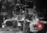 Image of Foundry in Studebaker automobile manufacturing plant South Bend Indiana USA, 1920, second 47 stock footage video 65675071727