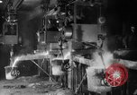 Image of Foundry in Studebaker automobile manufacturing plant South Bend Indiana USA, 1920, second 48 stock footage video 65675071727