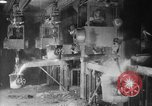 Image of Foundry in Studebaker automobile manufacturing plant South Bend Indiana USA, 1920, second 61 stock footage video 65675071727