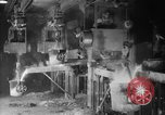 Image of Foundry in Studebaker automobile manufacturing plant South Bend Indiana USA, 1920, second 62 stock footage video 65675071727