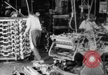 Image of Assembling engines in an Studebaker automobile plant South Bend Indiana USA, 1920, second 9 stock footage video 65675071729