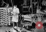 Image of Assembling engines in an Studebaker automobile plant South Bend Indiana USA, 1920, second 11 stock footage video 65675071729