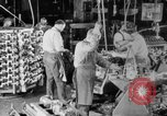 Image of Assembling engines in an Studebaker automobile plant South Bend Indiana USA, 1920, second 18 stock footage video 65675071729