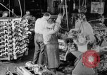 Image of Assembling engines in an Studebaker automobile plant South Bend Indiana USA, 1920, second 19 stock footage video 65675071729