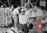 Image of Assembling engines in an Studebaker automobile plant South Bend Indiana USA, 1920, second 22 stock footage video 65675071729