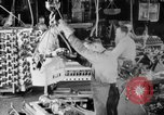 Image of Assembling engines in an Studebaker automobile plant South Bend Indiana USA, 1920, second 24 stock footage video 65675071729