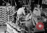 Image of Assembling engines in an Studebaker automobile plant South Bend Indiana USA, 1920, second 28 stock footage video 65675071729
