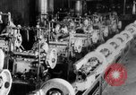 Image of Assembling engines in an Studebaker automobile plant South Bend Indiana USA, 1920, second 48 stock footage video 65675071729