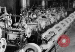 Image of Assembling engines in an Studebaker automobile plant South Bend Indiana USA, 1920, second 49 stock footage video 65675071729