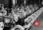 Image of Assembling engines in an Studebaker automobile plant South Bend Indiana USA, 1920, second 52 stock footage video 65675071729