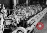 Image of Assembling engines in an Studebaker automobile plant South Bend Indiana USA, 1920, second 54 stock footage video 65675071729