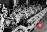 Image of Assembling engines in an Studebaker automobile plant South Bend Indiana USA, 1920, second 56 stock footage video 65675071729