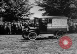 Image of President Woodrow Wilson at the first regular air mail service ceremon United States USA, 1918, second 9 stock footage video 65675071735