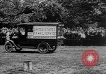Image of President Woodrow Wilson at the first regular air mail service ceremon United States USA, 1918, second 14 stock footage video 65675071735
