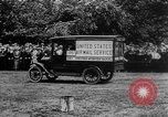 Image of President Woodrow Wilson at the first regular air mail service ceremon United States USA, 1918, second 15 stock footage video 65675071735