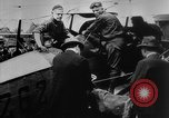 Image of President Woodrow Wilson at the first regular air mail service ceremon United States USA, 1918, second 16 stock footage video 65675071735