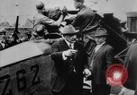 Image of President Woodrow Wilson at the first regular air mail service ceremon United States USA, 1918, second 20 stock footage video 65675071735