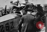 Image of President Woodrow Wilson at the first regular air mail service ceremon United States USA, 1918, second 21 stock footage video 65675071735