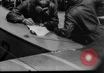 Image of President Woodrow Wilson at the first regular air mail service ceremon United States USA, 1918, second 32 stock footage video 65675071735