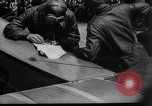 Image of President Woodrow Wilson at the first regular air mail service ceremon United States USA, 1918, second 36 stock footage video 65675071735