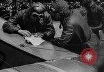 Image of President Woodrow Wilson at the first regular air mail service ceremon United States USA, 1918, second 41 stock footage video 65675071735