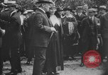 Image of President Woodrow Wilson at the first regular air mail service ceremon United States USA, 1918, second 52 stock footage video 65675071735