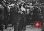 Image of President Woodrow Wilson at the first regular air mail service ceremon United States USA, 1918, second 56 stock footage video 65675071735