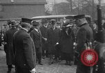 Image of Woodrow Wilson during Labor Day parade Buffalo New York USA, 1917, second 2 stock footage video 65675071738