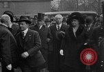 Image of Woodrow Wilson during Labor Day parade Buffalo New York USA, 1917, second 7 stock footage video 65675071738