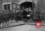 Image of Woodrow Wilson during Labor Day parade Buffalo New York USA, 1917, second 36 stock footage video 65675071738