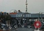 Image of Cable controlled Underwater Research Vehicle Atlantic Ocean, 1970, second 18 stock footage video 65675071745