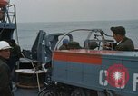 Image of Cable controlled Underwater Research Vehicle Atlantic Ocean, 1970, second 24 stock footage video 65675071745