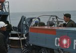 Image of Cable controlled Underwater Research Vehicle Atlantic Ocean, 1970, second 25 stock footage video 65675071745