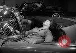 Image of international automobile show New York United States USA, 1959, second 14 stock footage video 65675071750