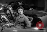 Image of international automobile show New York United States USA, 1959, second 19 stock footage video 65675071750
