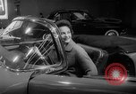 Image of international automobile show New York United States USA, 1959, second 20 stock footage video 65675071750